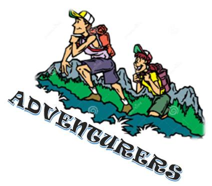 Adventurers Kids Group Logo